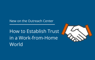 How to Establish Trust in a Work-from-Home World