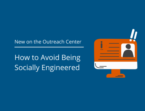 How to Avoid Being Socially Engineered