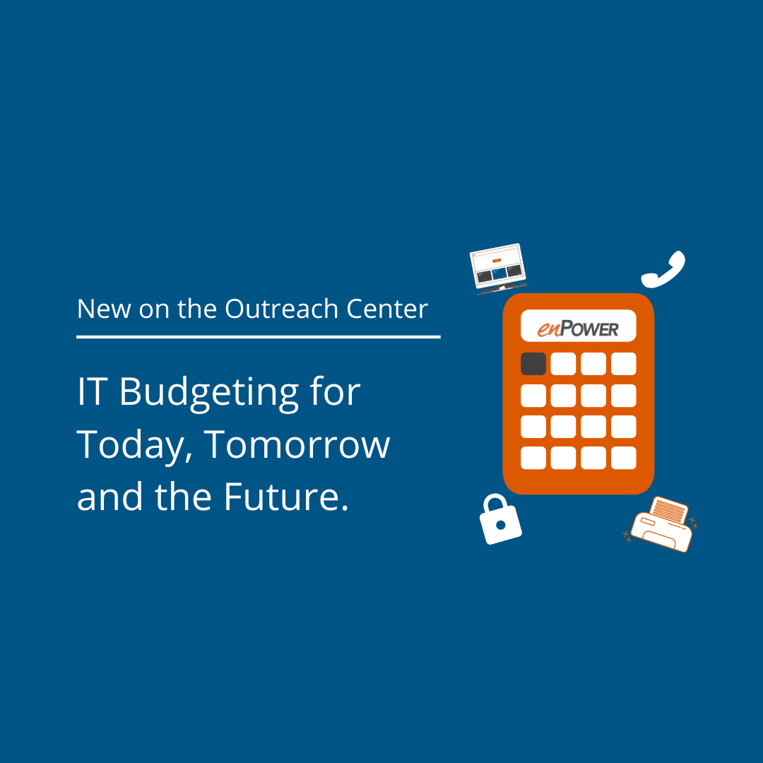IT Budgeting for Today, Tomorrow and the Future