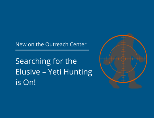 Searching for the Elusive – Yeti Hunting is On!