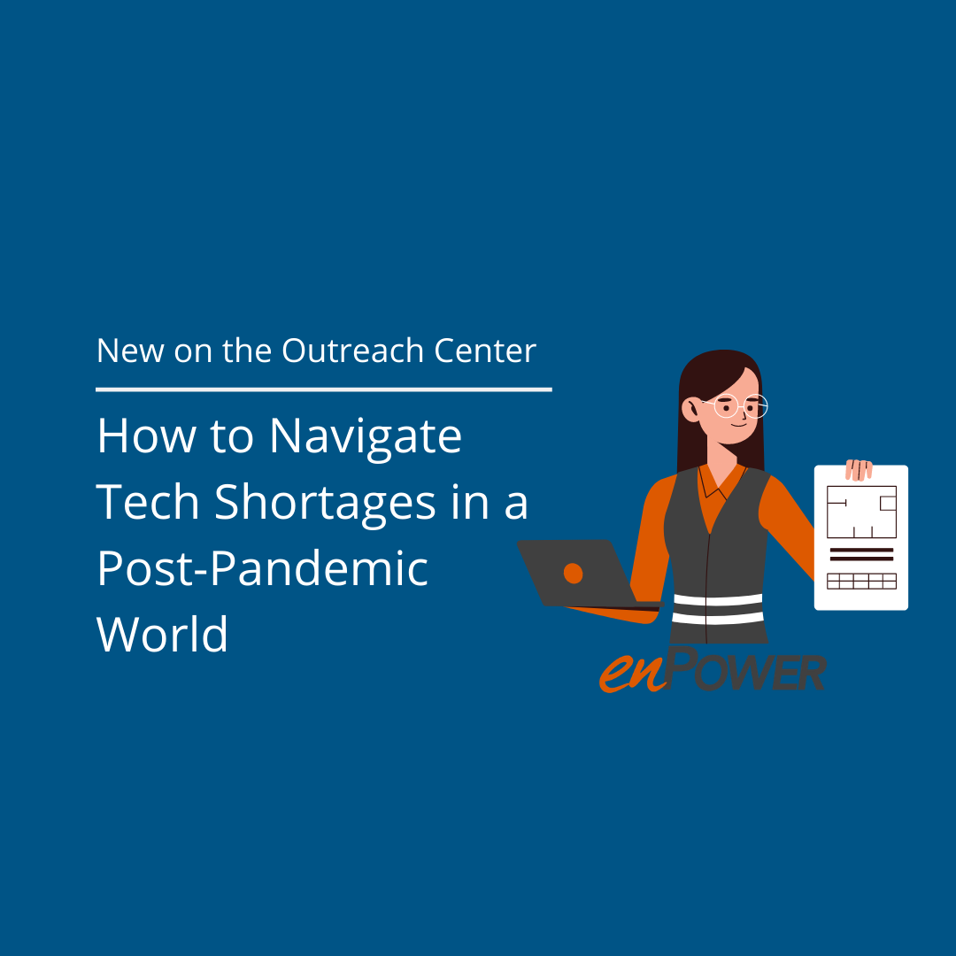 How to Navigate Tech Shortages in a Post-Pandemic World